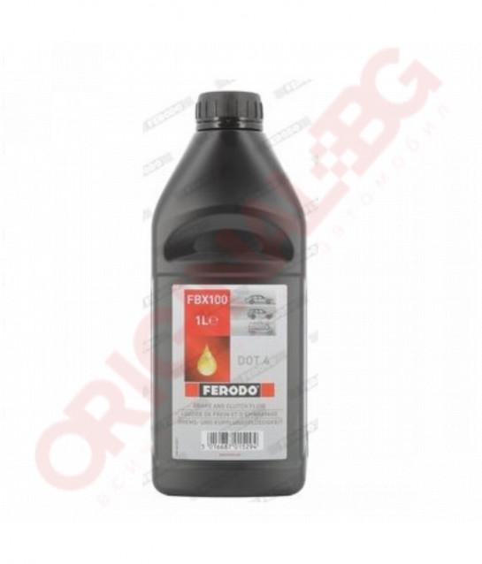 Спирачна течност FERODO DOT 4  1L