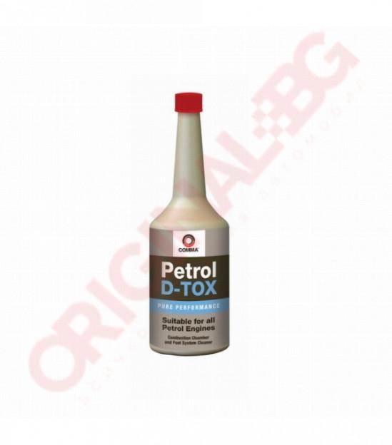 PETROL D-TOX 400ML Добавка за бензинови двигатели
