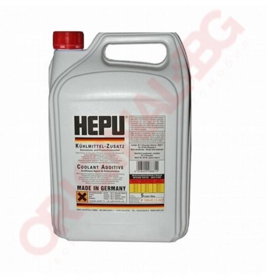 Антифриз HEPU P999 G12  5L