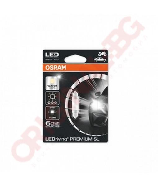 LED OSRAM C10W 12V SV8,5-8