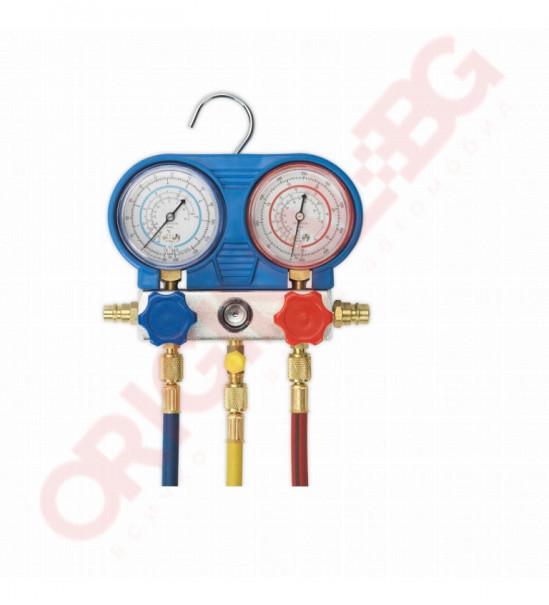 SEALEY набор от уреди за контрол на течове
