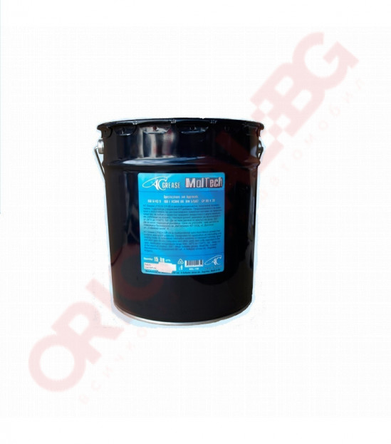 AC Grease MolTech 15KG