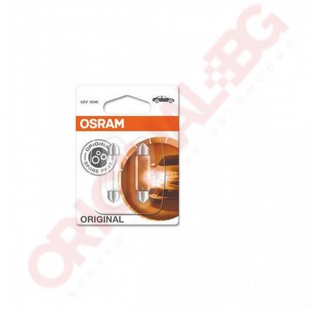 OSRAM C10W 12V SV8,5-8