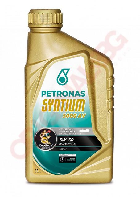 PETRONAS SYNTIUM 5000 AV 5W-30  1L