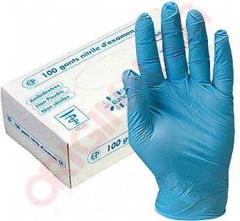 PLASTIC 326206 Нитрилни ръкавици