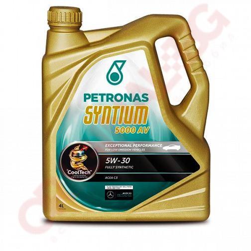 PETRONAS SYNTIUM 5000 AV 5W-30  4L