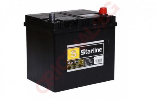 STARLINE 60AH 510A R+