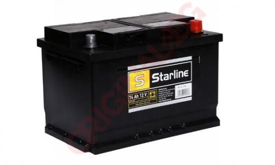 STARLINE 74AH 680A R+