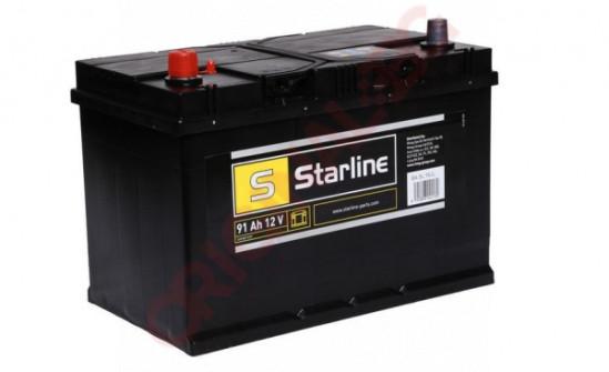 STARLINE 91AH 740A L+