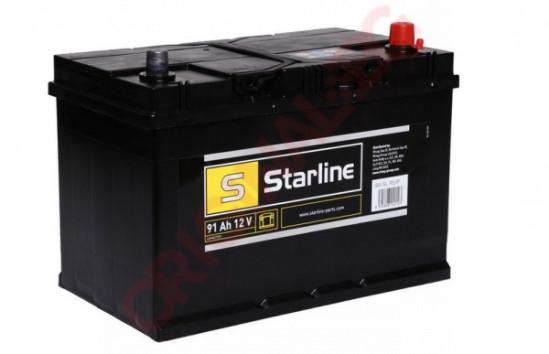 STARLINE 91AH 740A R+