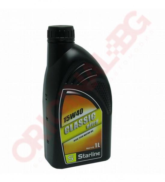 STARLINE CLASSIC ULTRA 15W-40 1L