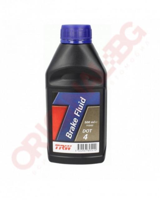 Спирачна течност TRW DOT4  500ml