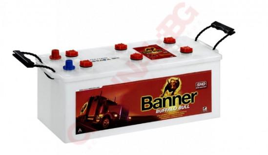 BANNER BUFFALO BULL SHD 225AH 1150A L+