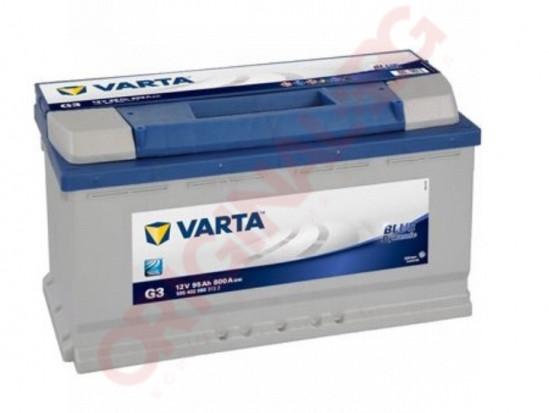 VARTA BLUE DYNAMIC 95AH 800A R+
