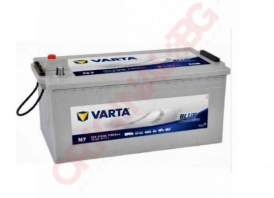VARTA PROMOTIVE BLUE 215AH 1150A