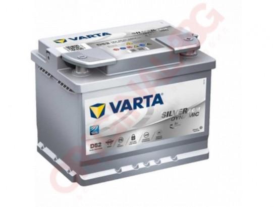 VARTA SILVER DYNAMIC AGM 60AH 680A R+
