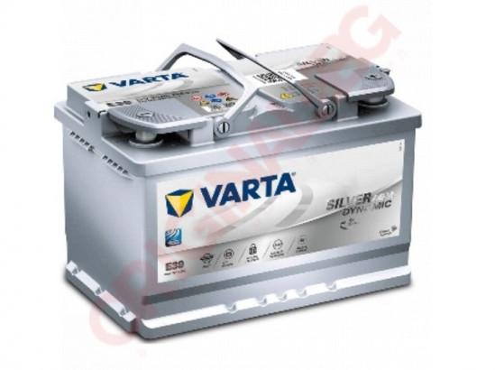 VARTA SILVER DYNAMIC AGM 70AH 760A R+