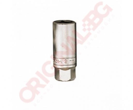 """3/8"""" kлюч запалителни свещи 21mm TENGTOOLS"""