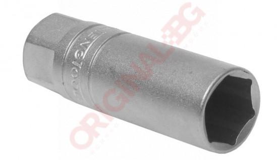 """1/2"""" kлюч запалителни свещи 16 mm TENGTOOLS"""