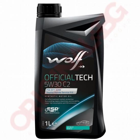 WOLF OFFICIALTECH 5W30 C2 1L