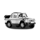 G-CLASS Cabrio (W463)