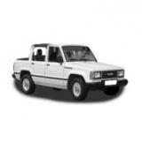 TROOPER открит автомобил с висока проходимост (UBS)