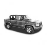 TROOPER открит автомобил с висока проходимост (UB)